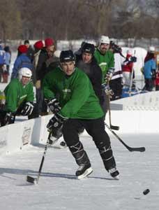 Pond Hockey Championships