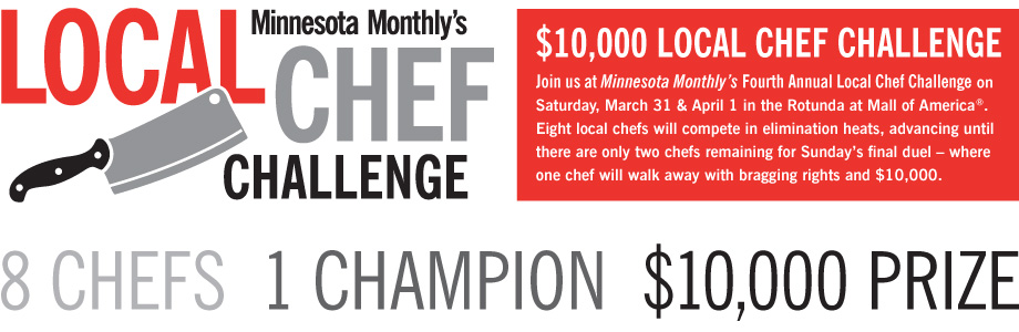 2012 Local Chef Challenge