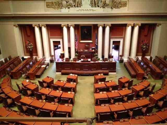 The Minnesota House of Representatives