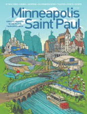 Official Visitors Guide to the Twin Cities