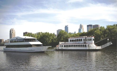 Paradise Charter Cruises, Minneapolis and Excelsior