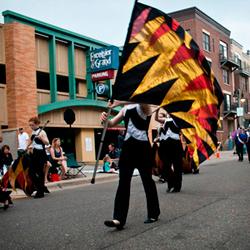 St. Louis Park parade