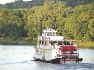 Padelford Riverboats, St. Paul