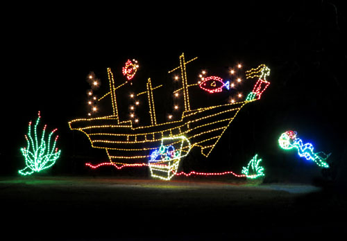 ship lights