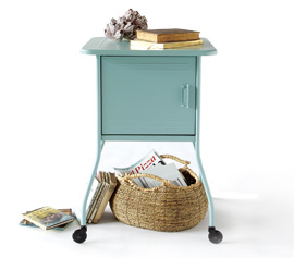 Vettre Table and Basket