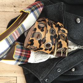 Shoes Belt and Jacket