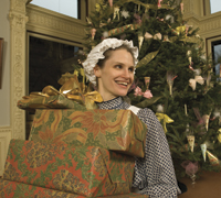 Victorian Christmas Stories at the James J. Hill House