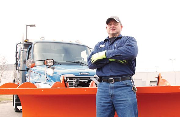 Al Birr, Snowplow Driver
