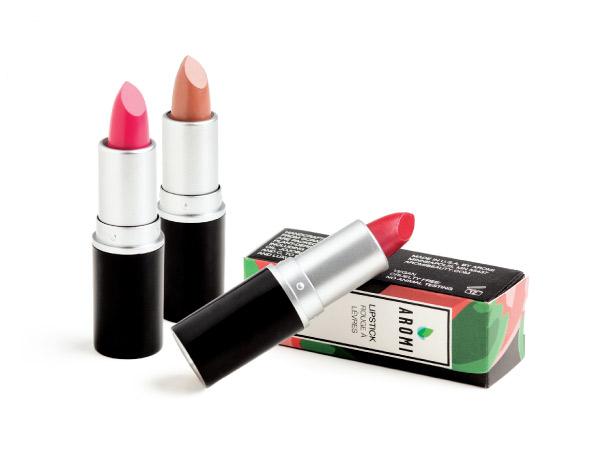 Aromi lipsticks