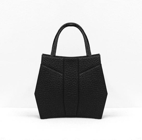 """Vertigo"" Mini Tote by Niki English Handbags, $795"