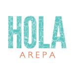 Hola Arepa Logo