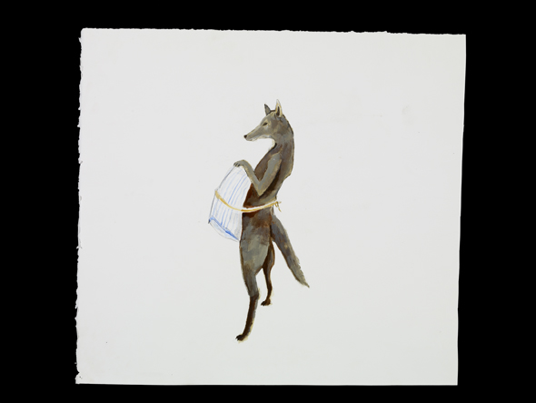 Julie Buffalohead - The Longing