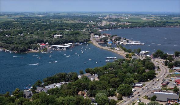 Okoboji and Iowa Great Lakes Region