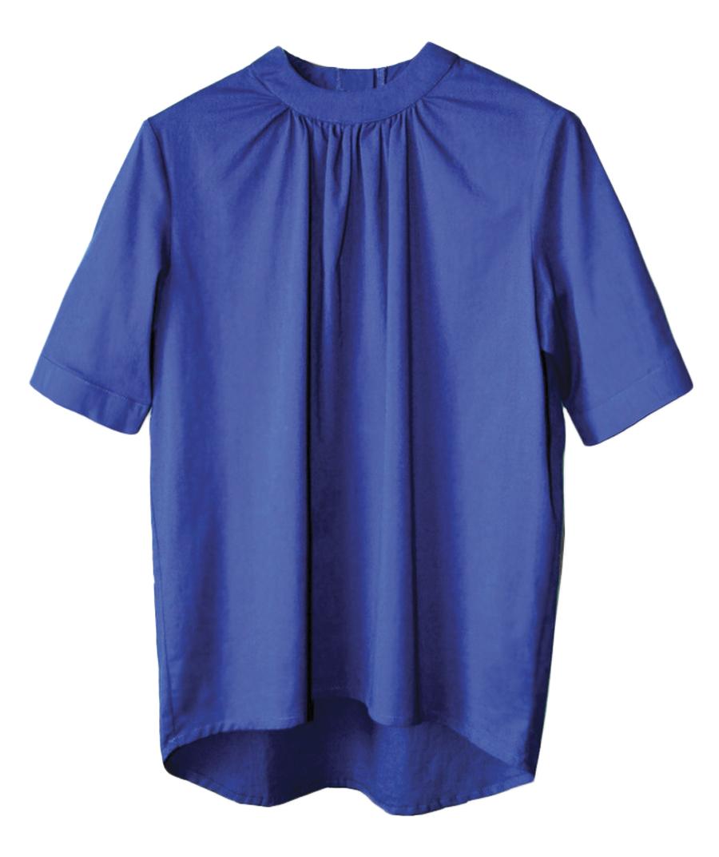 Mile Blue Shirt