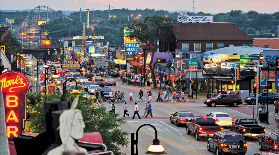 A Train Trip to Wisconsin Dells | Minnesota Monthly