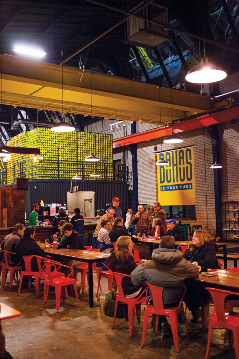 Bauhaus Brew Lab
