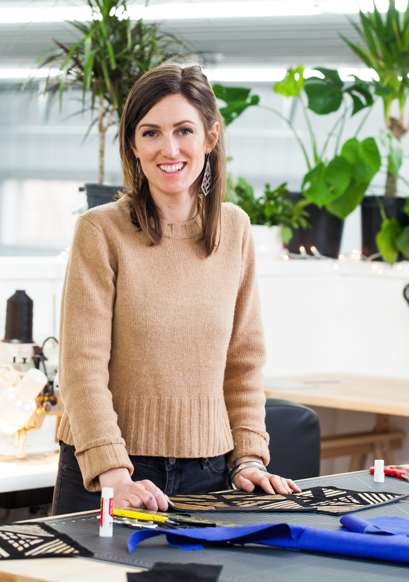 8ca2c4c65 Q&A: Minnesota Handbag Designer Danielle Sakry | Minnesota Monthly