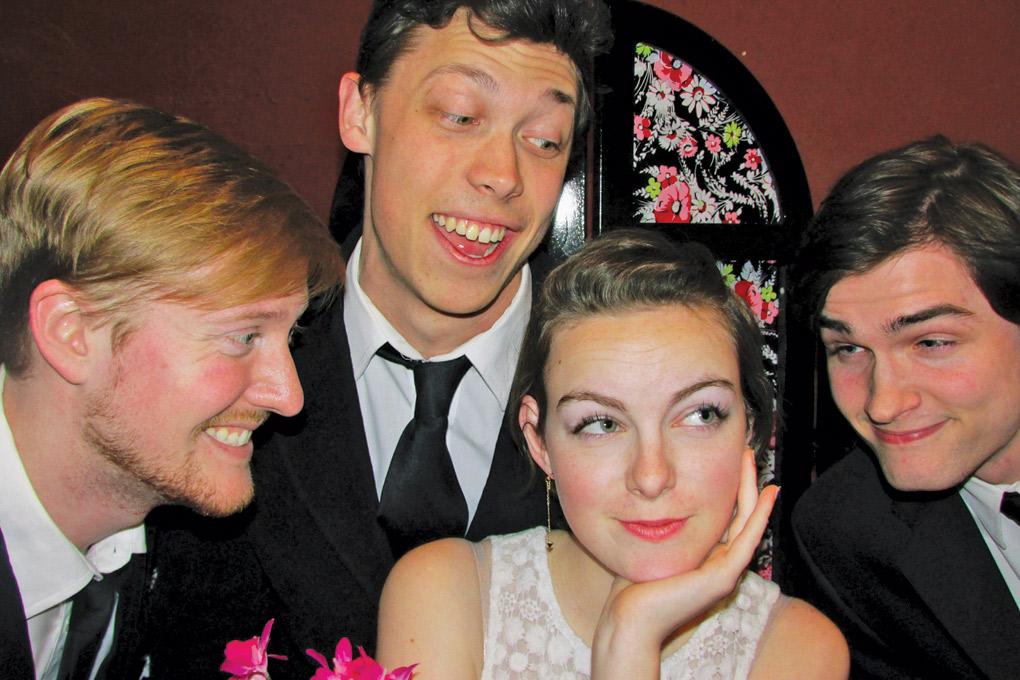 The Debutante Fringe Festival