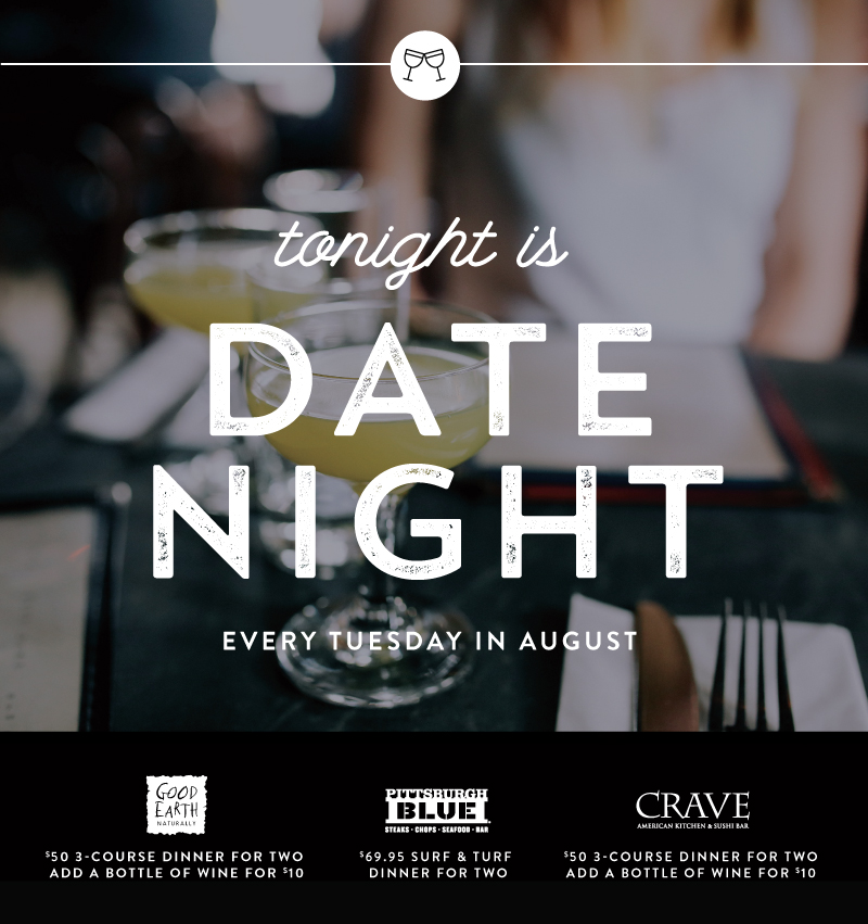 Date Nights At The Galleria Tuesday Is The New Friday
