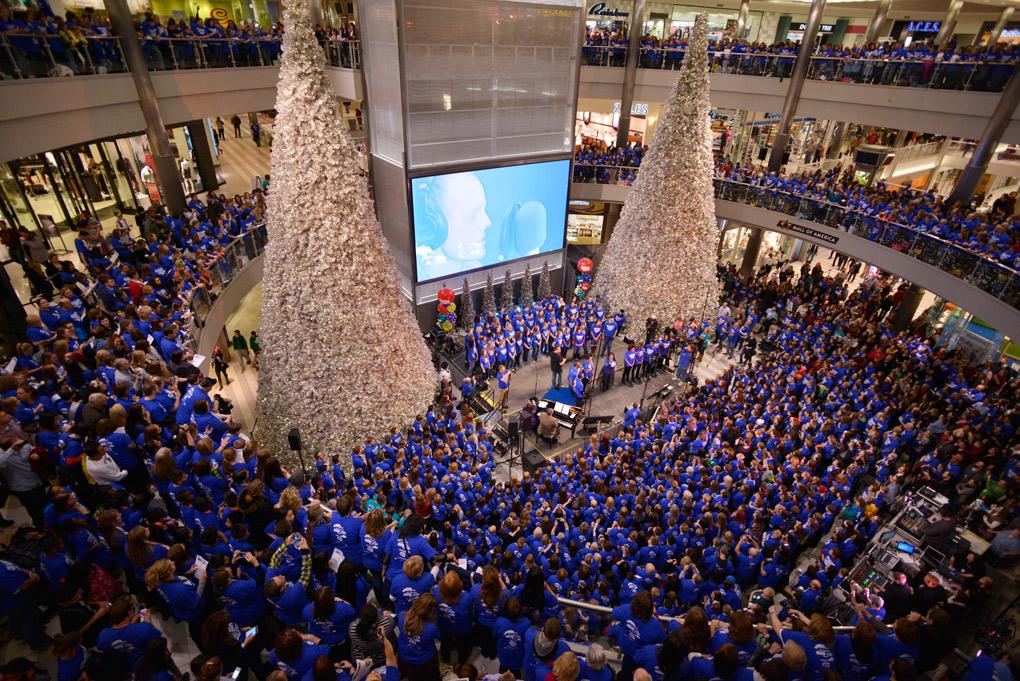 Bloomington Mall of America Choir
