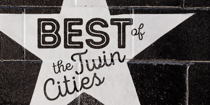 Best of the Twin Cities Cover Photo