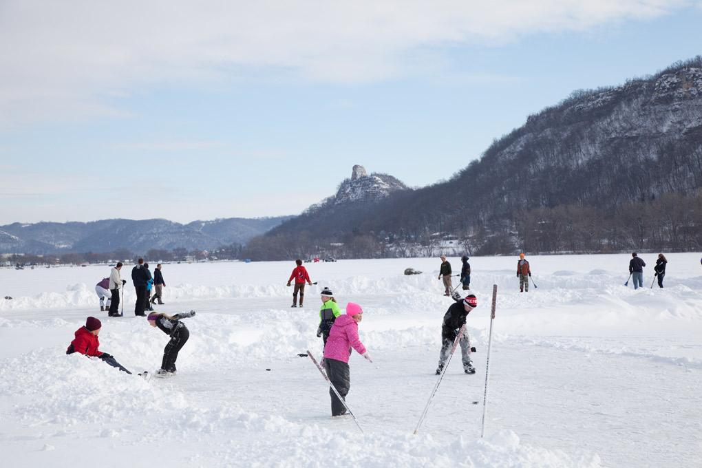 Winona Ice Skating