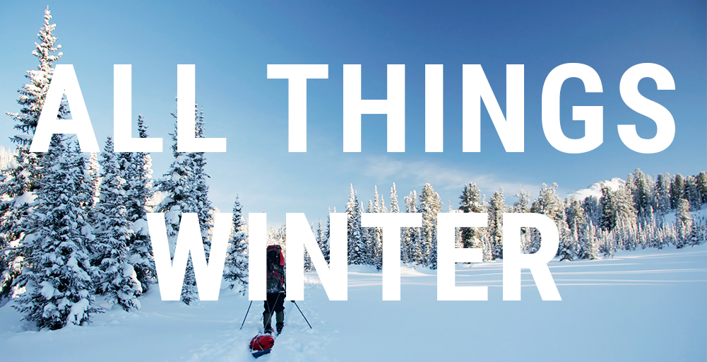 Minnesota Monthly All Things Winter Banner