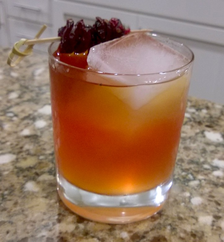 Apple Cranberry Sipper
