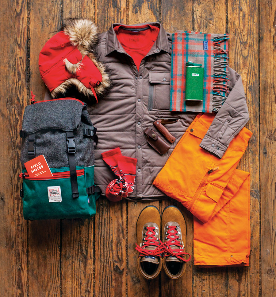 Modern Outdoor Apparel and Accessories Minnesota Monthly  Minnesota Monthly