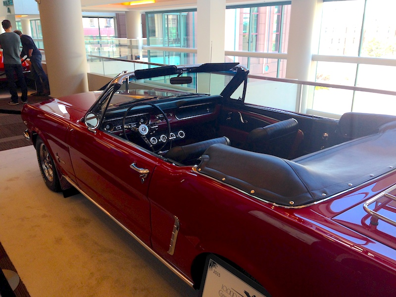 twin cities auto show, classic car