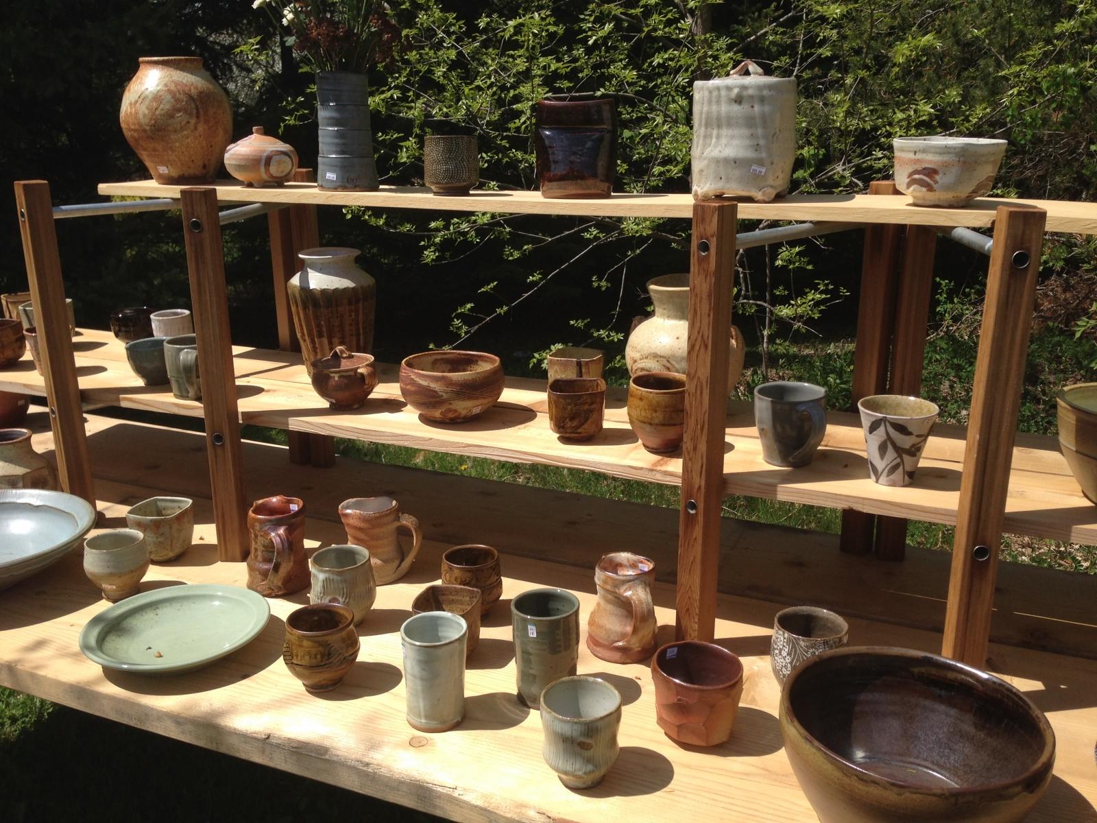 St. Croix Valley Pottery Tour
