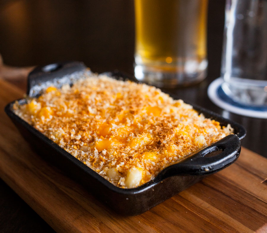 cedar and stone mac and cheese