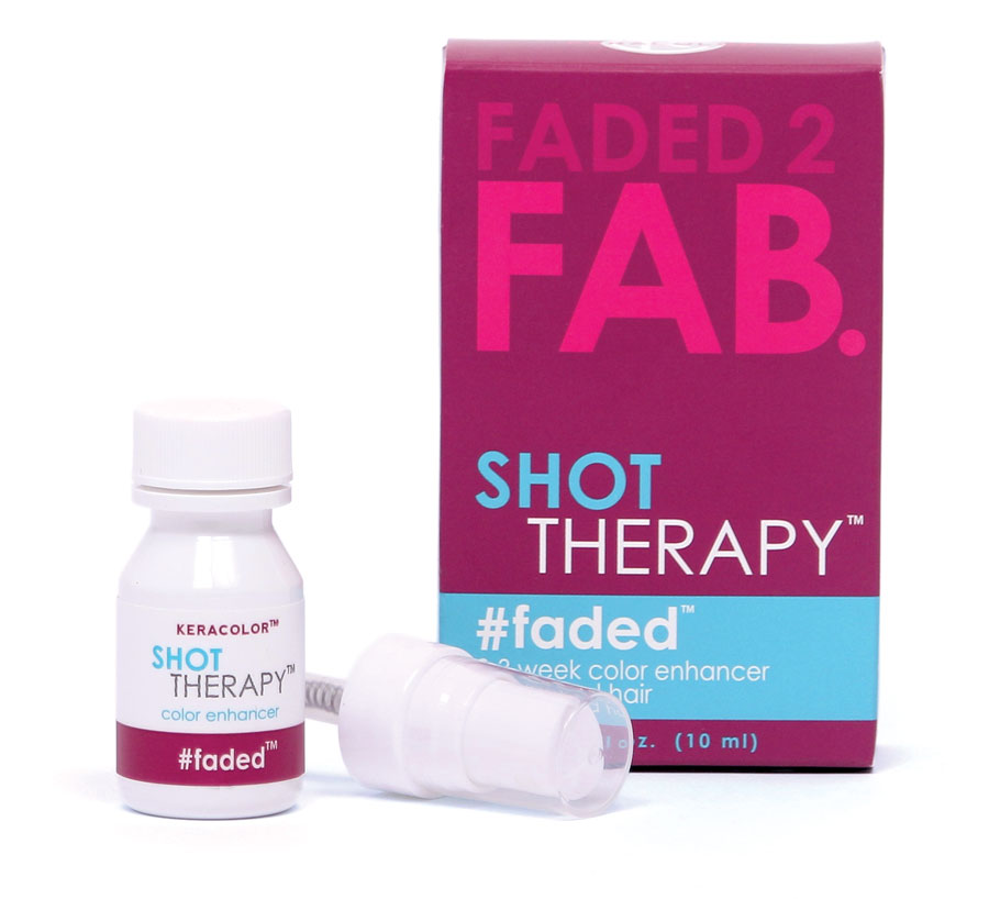 shot therapy, trending, in style, hair care