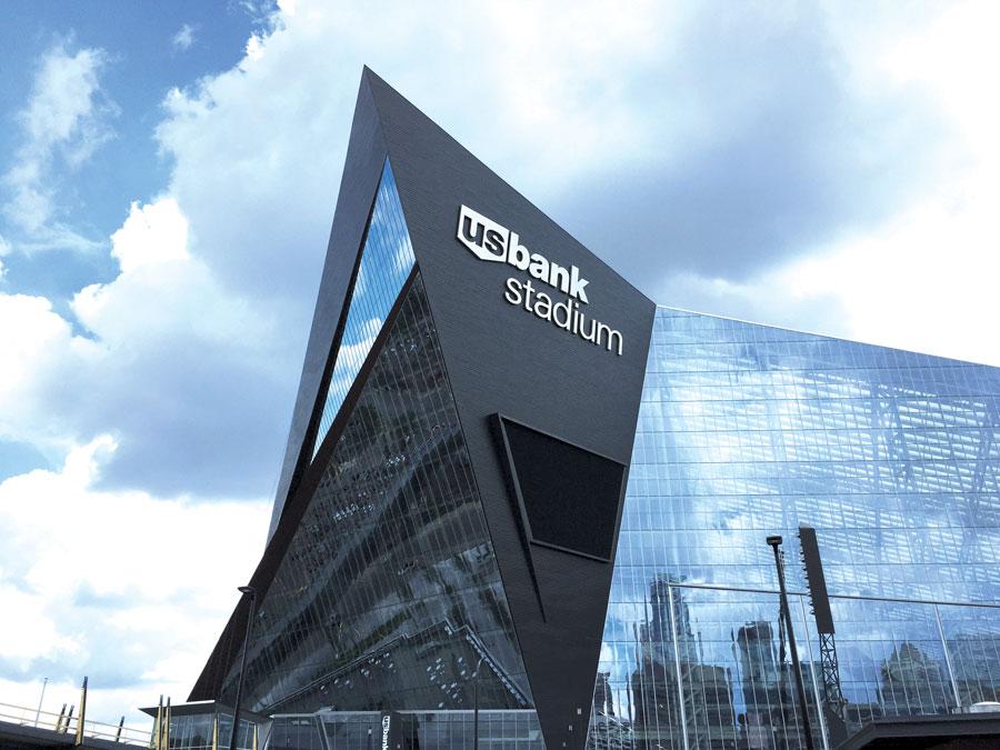 U.S. Bank Stadium, 2018 Super Bowl, football, minnesota vikings, minnesota culture, minnesota sports, nfl