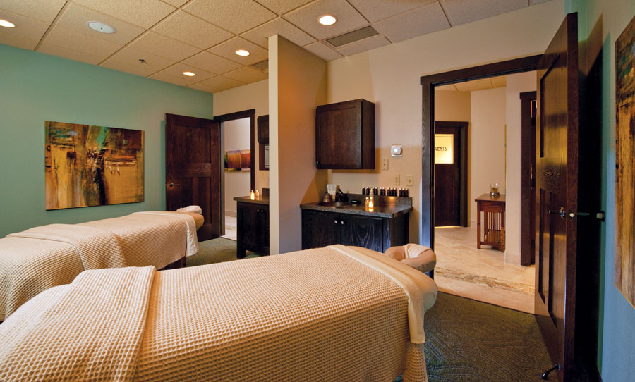 Copper Door Spa at Chase on the Lake, walker, spas, minnesota travel, trips, true north
