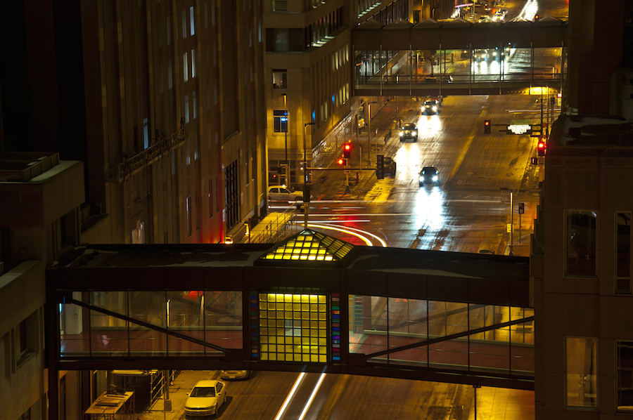 What to do in the Minneapolis skyways