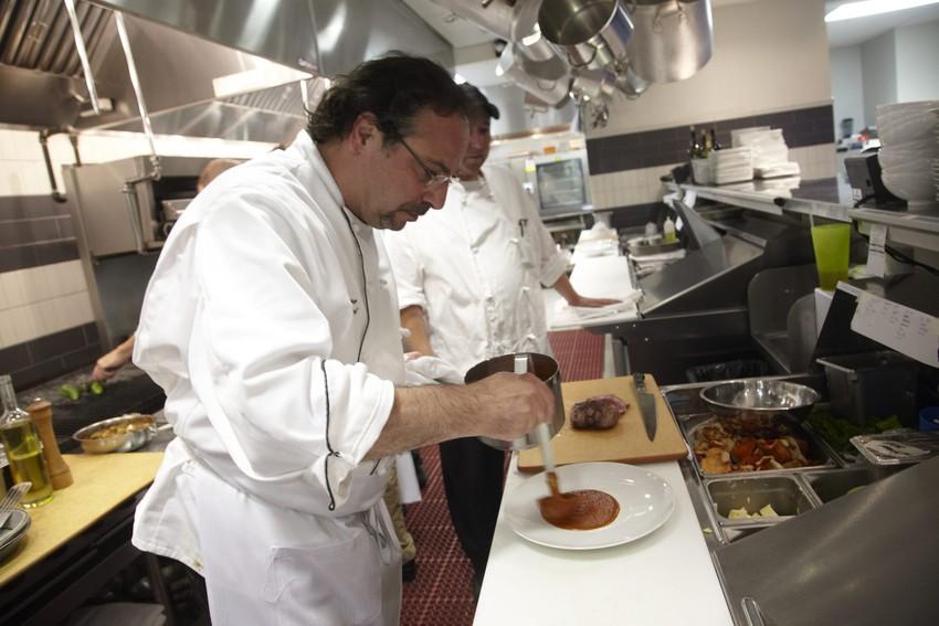 Chef Lenny Russo, Heartland