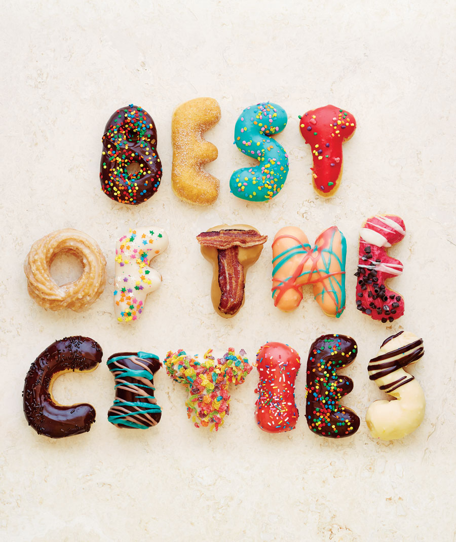 Best of the Twin Cities, best donuts, Angel food bakery