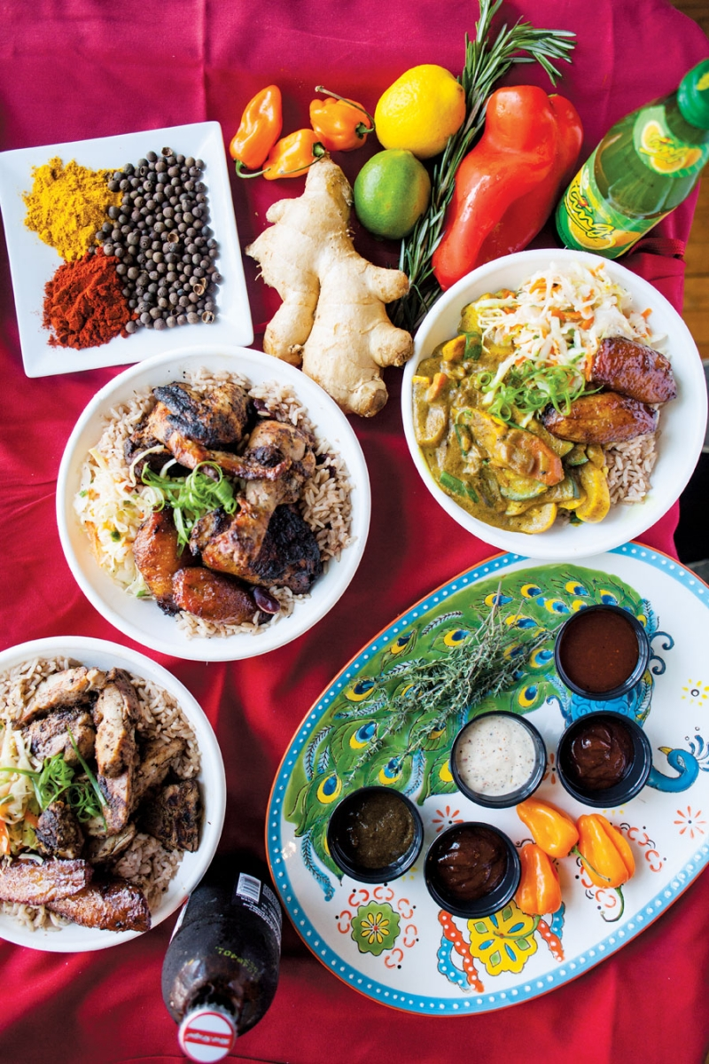 pimento jamaican kitchen, best of the twin cities, 2017, feature, food, arts and entertainment, style, leisure