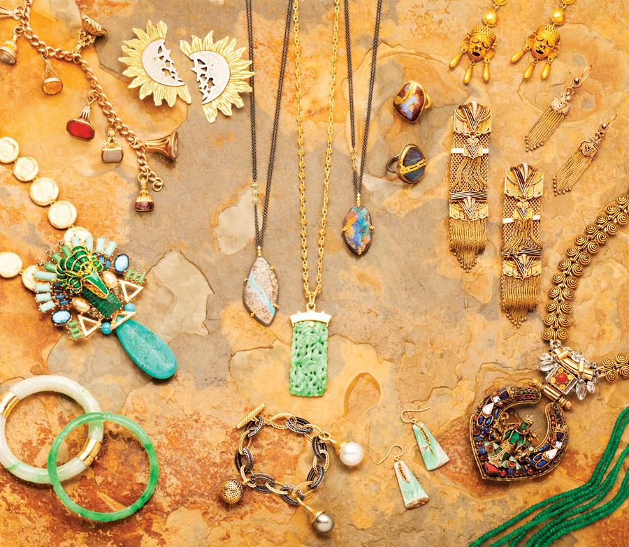 jewelry, shopping, style, bohemian, costume jewelry, heirlooms, vintage, minneapolis, stephanie lake design, jb hudson, max's, st. louis park