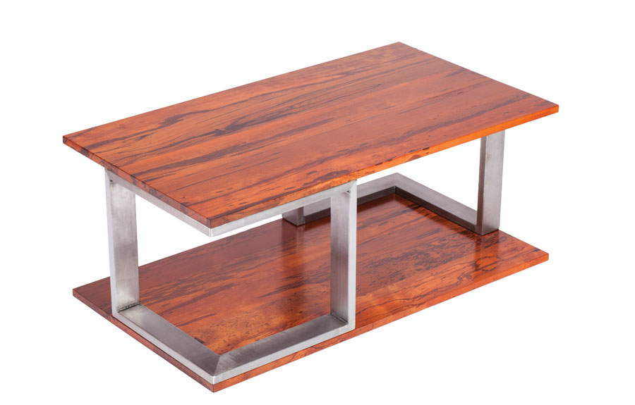 Coffee Table By Timber Tulip