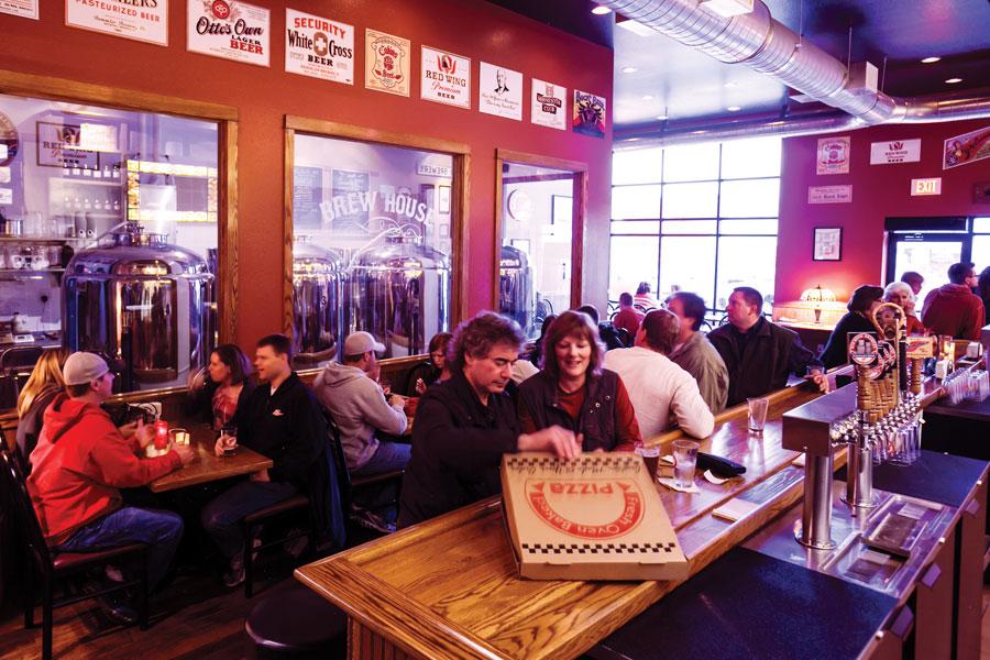 Red Wing Restaurants Minnesota Monthly