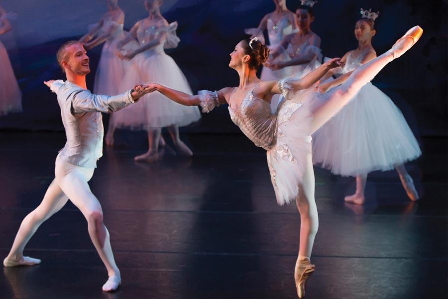 A Minnesota Nutcracker by the Twin Cities Ballet of Minnesota.