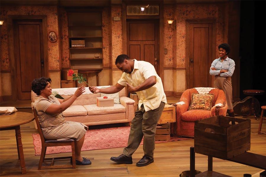 Park Square Theatre's production of A Raisin in the Sun.