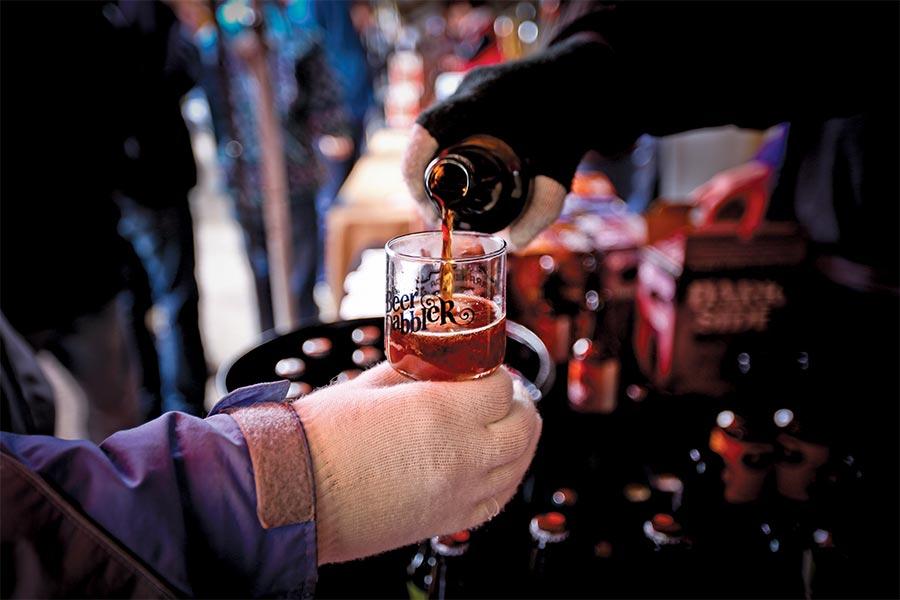 Winter Beer Dabbler