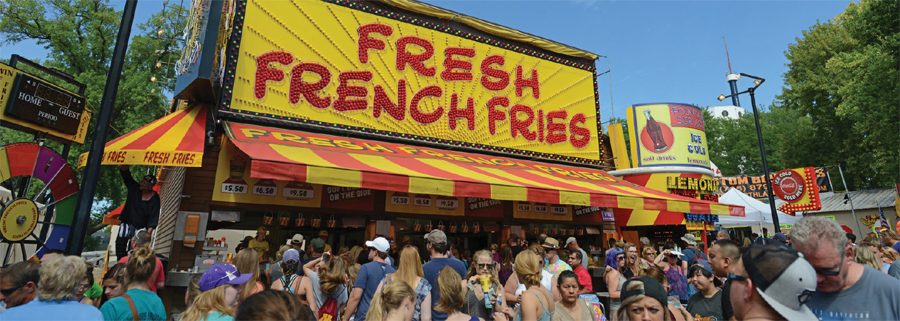 Inside the MN State Fair's Lucrative Food Business