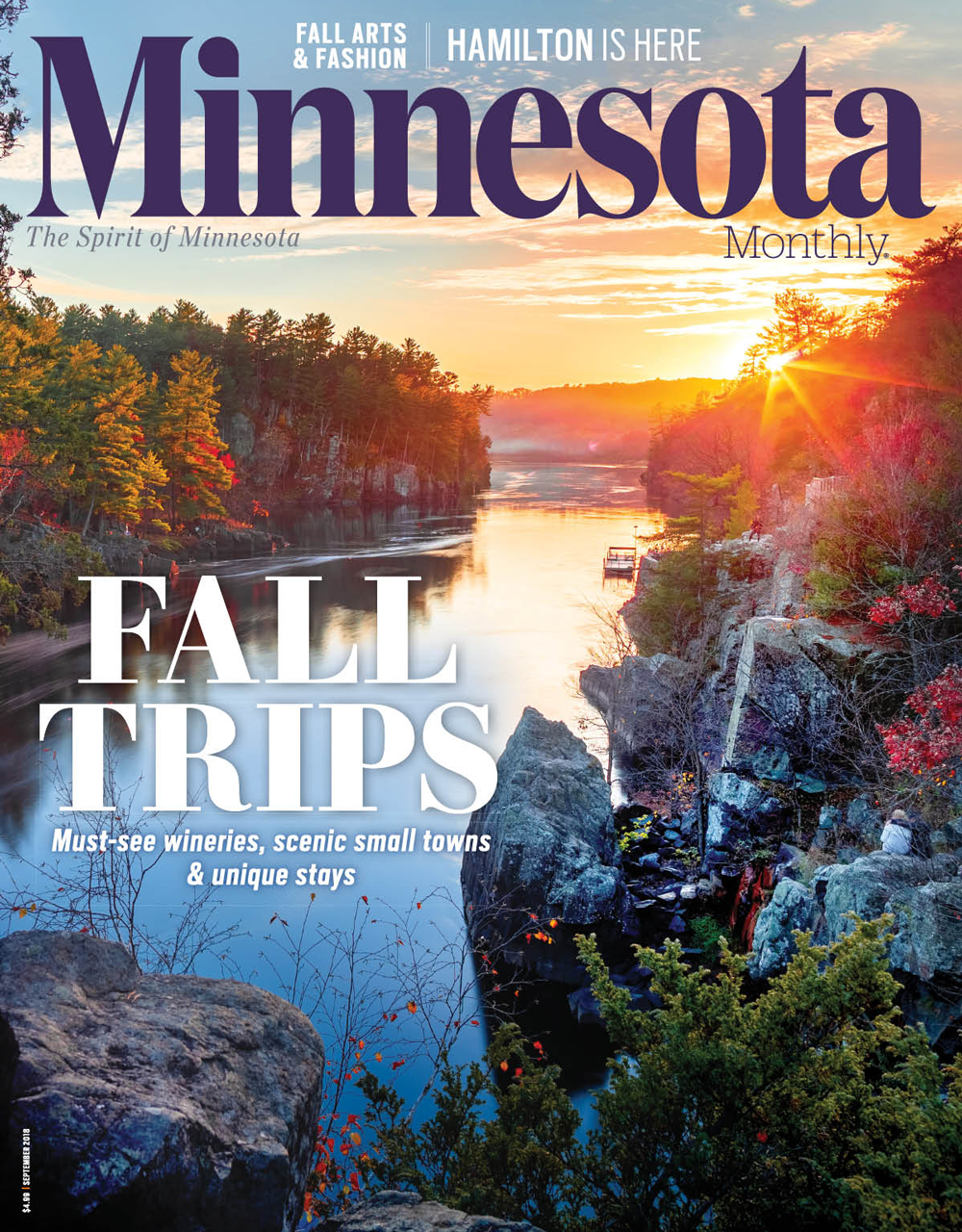 Minnesota Monthly Magazine Subscription Renewal