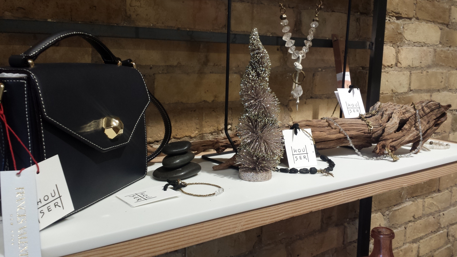 Some of the accessories at Houser in North Loop. Photo by Lianna Matt.