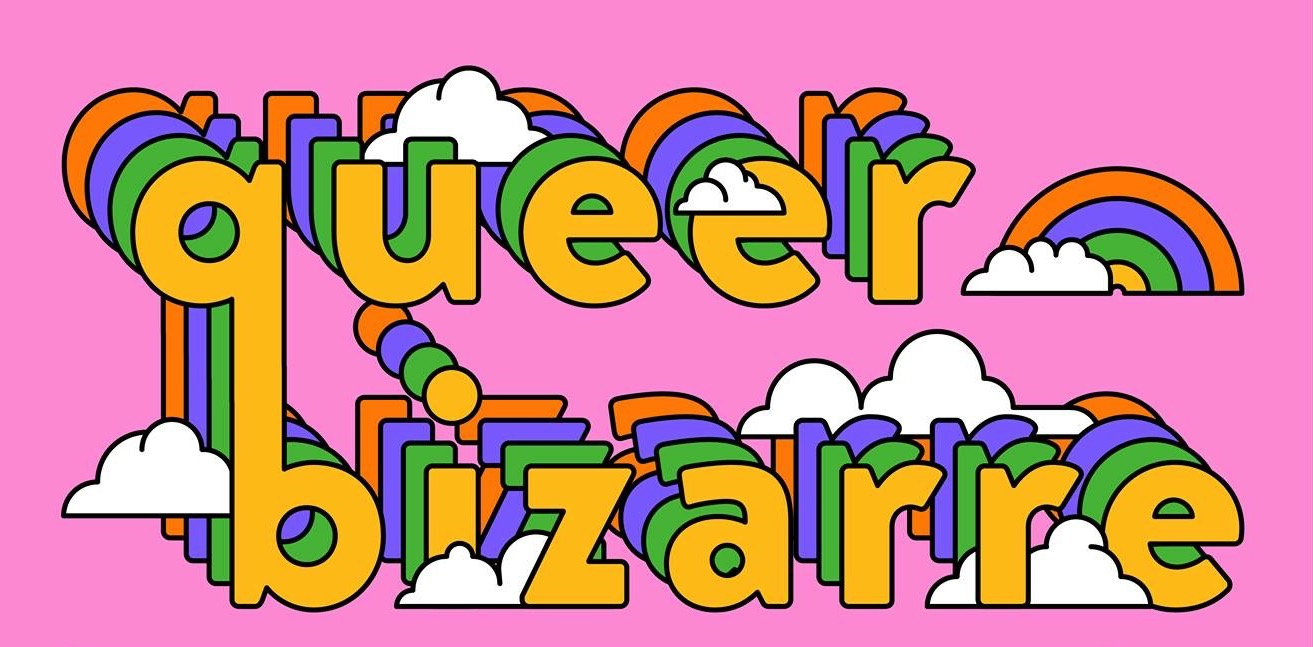 Design by Jared Maire for Queer Bizarre, Dec. 6, 2018. Courtesy Queer Bizarre.