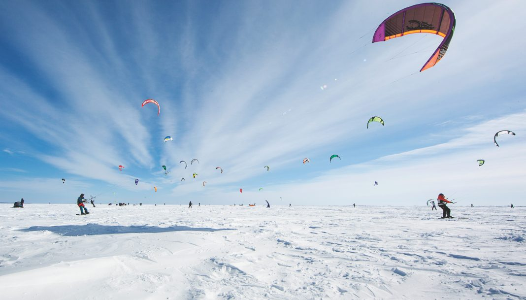 Mille Lacs Kite Crossing